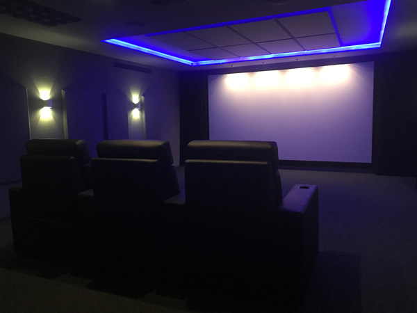 Residential Cinema 1